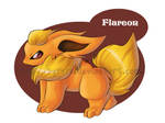 Puffy Flareon - Collab