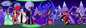 TDI Disney Villains