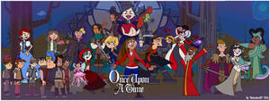 [Commission] Once Upon A Time (Total Drama Series)