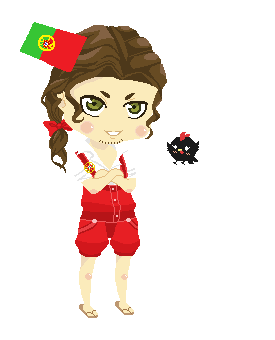 Hetalia: Portugal  and Barcey-Genderbent! by Twisting-Alley-Way