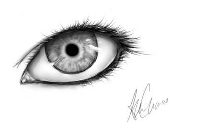 Eye~ :D by Evilnomnom