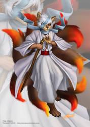 The Cleric by sannamy