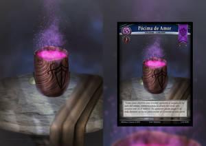 Love Potion (Mistica y Guerra TCG)