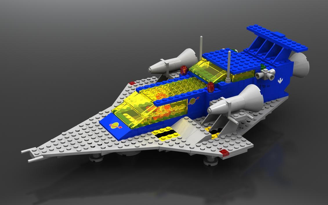 lego 497 galaxy explorerzpaolo on deviantart