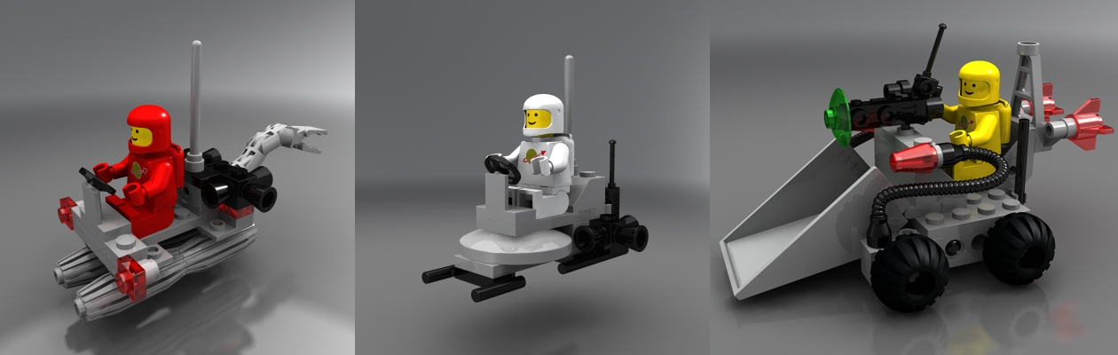 lego mini space vehicles by zpaolo on deviantart. Black Bedroom Furniture Sets. Home Design Ideas