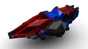 LEGO Galactic Peace Keeper WIP