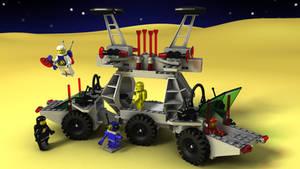 LEGO Solar Power Transporer