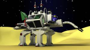 LEGO Alien Moon Stalker