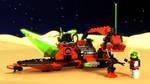 LEGO M-Tron scene