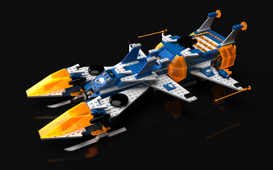 LEGO Ice Planet - 6973 Deep Freeze Defender by zpaolo