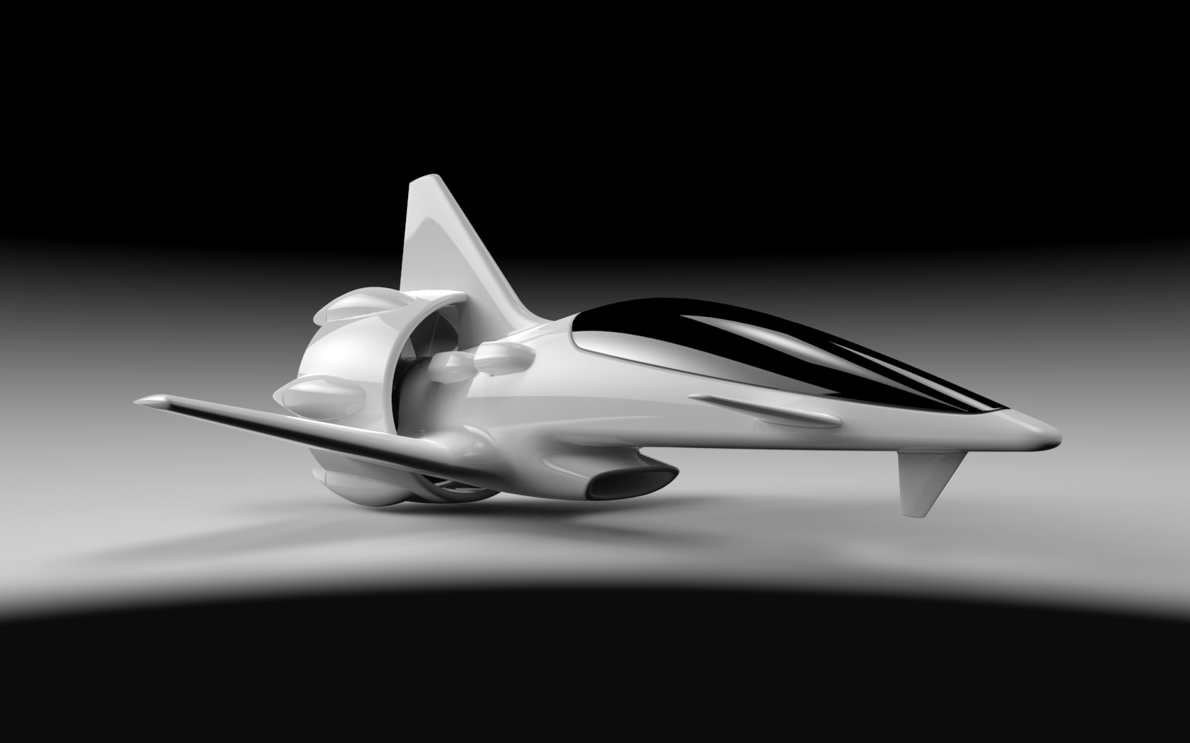 Pegasus PE-210 A (primer avion atctual de origen mexicano)(prototipo) Wip_macross_fanracer_by_zpaolo-d60dklh