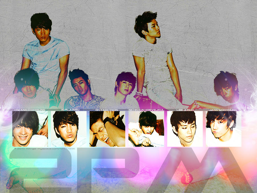 2pm Logo Wallpaper 2pm Wallpaper ck 1 by