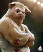 Boxer by michaelkutsche