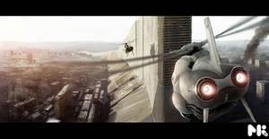 The Wall by michaelkutsche