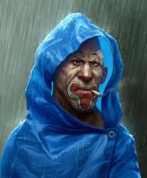 Sergej, the false clown by michaelkutsche