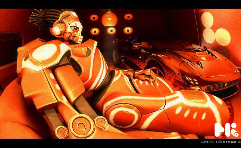 boogiebot by michaelkutsche
