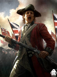 Empire: Total War - PC Gamer by michaelkutsche