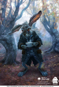 Alice - March Hare
