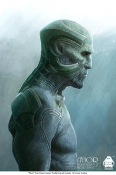 Thor - Frost Giant Concept Art