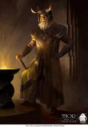 Thor - Odin Costume Design
