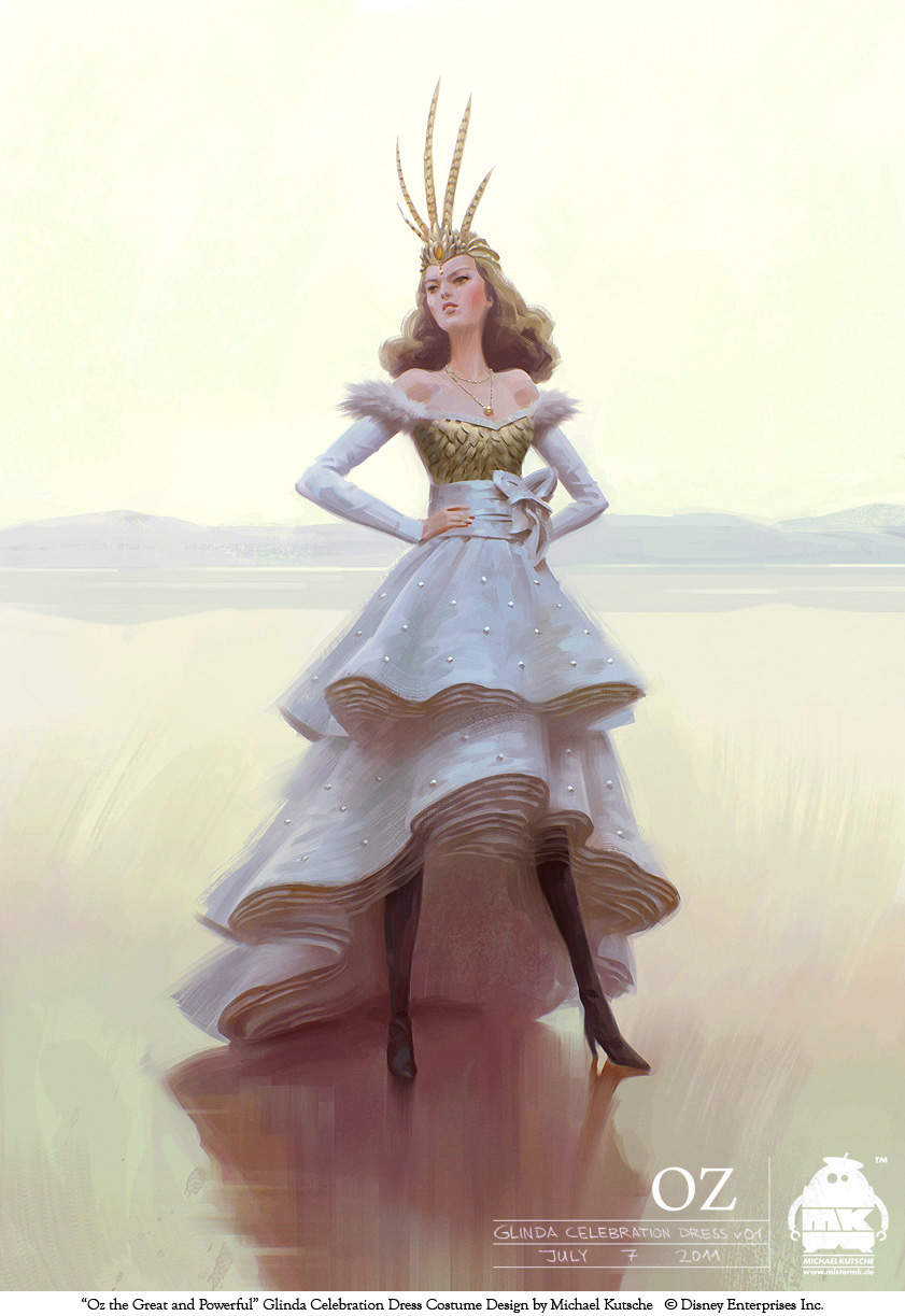 Oz - Glinda Celebration Dress