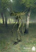 Maleficent: Stick Fairy Concept Art by michaelkutsche