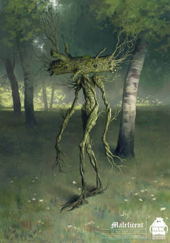 Maleficent: Stick Fairy Concept Art