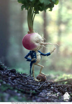 Alice Through the Looking Glass: Turnip Concept