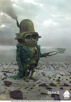 Alice Through the Looking Glass: Wilkins Concept