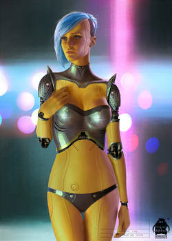 Guardians of the Galaxy Vol. 2: Lovebot Concept