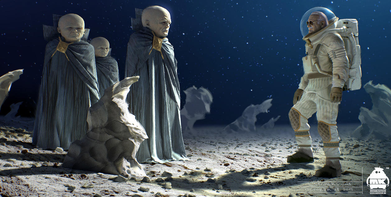 Image result for uatu the watcher