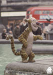 Christopher Robin: Tigger Character Design