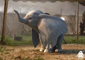 Dumbo - Character Design