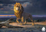 The Lion King: Mufasa Character Design