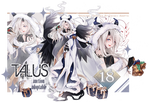 CLOSED TY! | Adoptable - TALUS Species n:18