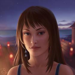 Eva - Headshot 1/4