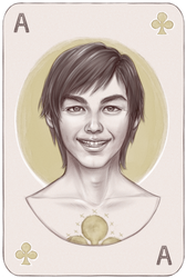 Ace Cards - Jun by Blunell