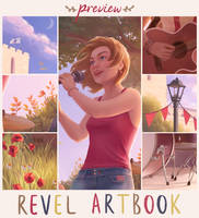 Revel Artbook - Preview by Blunell