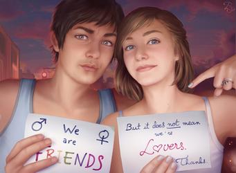 Friends, Not Lovers