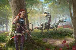 Aloy and friends