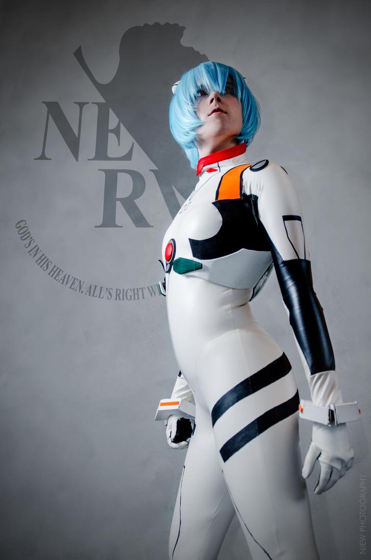 Rei Ayanami - Nerv by jatek