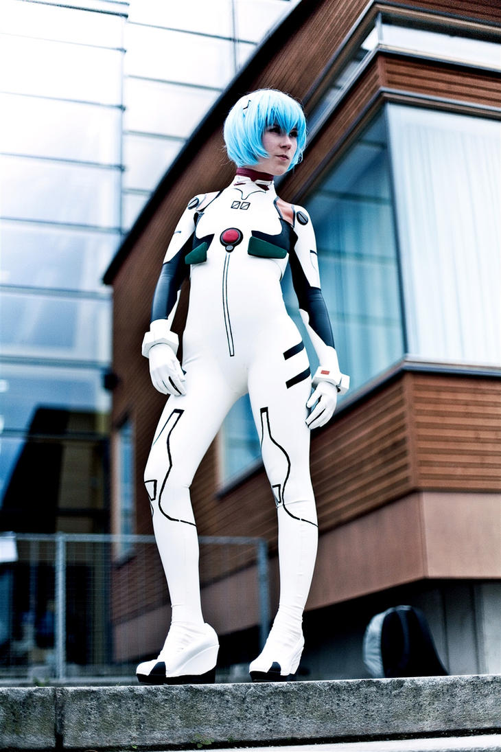 Rei Ayanami - Today I stand by jatek