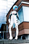 Rei Ayanami - Today I stand