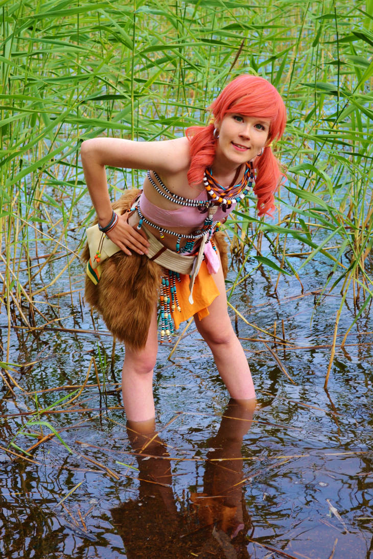 Oerba Dia Vanille - The rushes