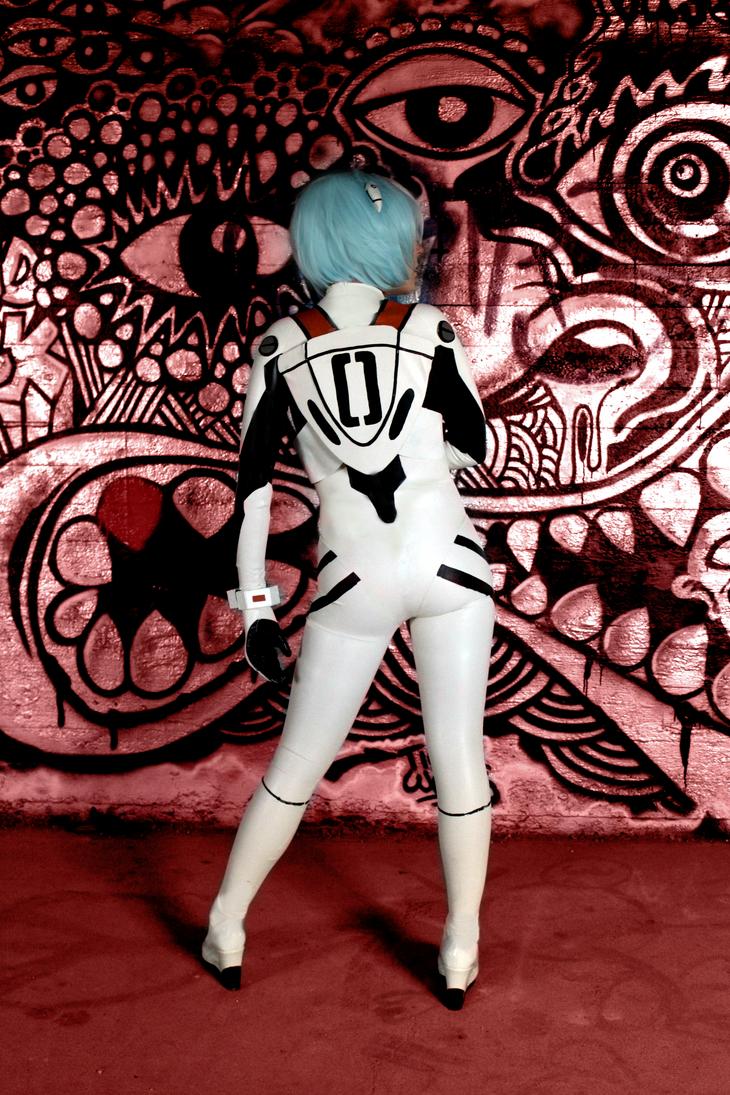 Rei Ayanami - Anxiety by jatek