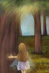 Fairy girl by Seasonair
