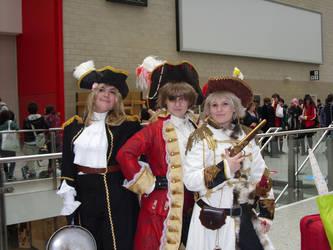 MCM May '11 Hetalia pirates by Narlth