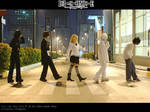 Death Note: Walk This Way by behindinfinity