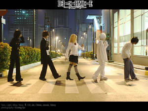 Death Note: Walk This Way