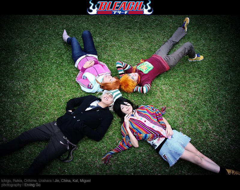 "Vous ""cosplayez"" vous ? ù.ù Bleach__Houki_Boshi_by_behindinfinity"